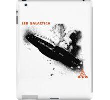 Led Galactica iPad Case/Skin