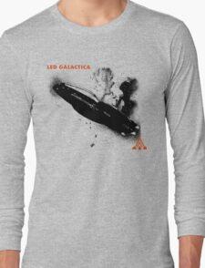 Led Galactica Long Sleeve T-Shirt