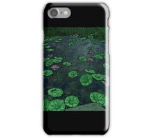Lily Pad Lake iPhone Case/Skin