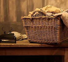 Old style Laundry by franceslewis