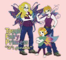 tough fairy princess One Piece - Long Sleeve