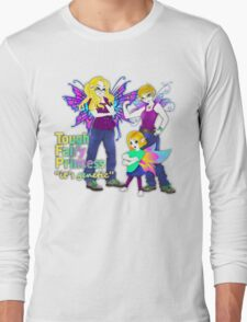 tough fairy princess Long Sleeve T-Shirt