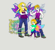 tough fairy princess Womens Fitted T-Shirt