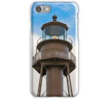 Sanibel Island Lighthouse Lantern Room iPhone Case/Skin