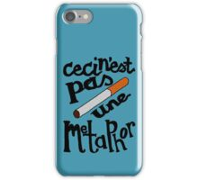 This is not a metaphor - TFIOS iPhone Case/Skin