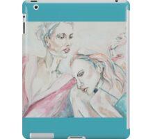 Both Sides Now iPad Case/Skin