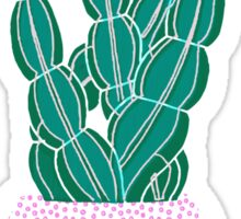 Potted Desert Sticker