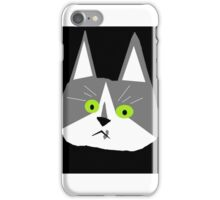 He sees you iPhone Case/Skin