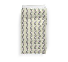 Violet Flower Chains  Duvet Cover