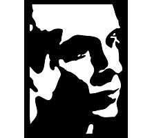 Brian Eno T-Shirt Photographic Print