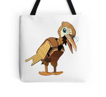 Professor Yaffle Tote Bag