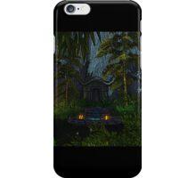 Temple Tracking, Pandaria iPhone Case/Skin