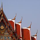 Wat roof by hardhhhat