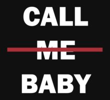 EXO/EXODUS - CALL ME BABY SHIRT by gridmixx