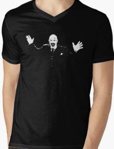 Charlie Mens V-Neck T-Shirt