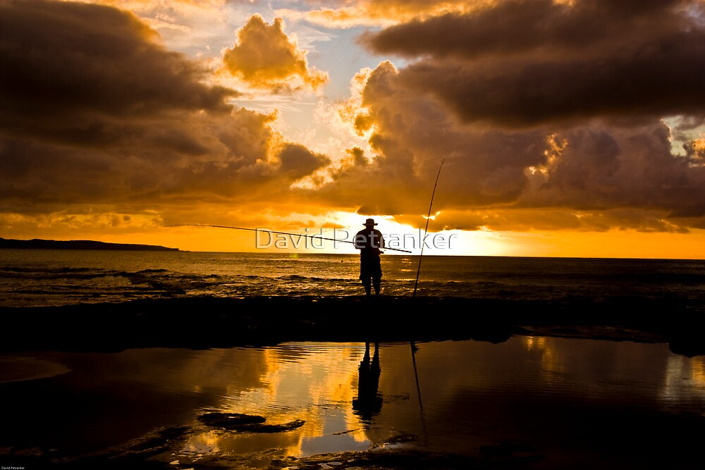 The fisherman Part 2 by David Petranker