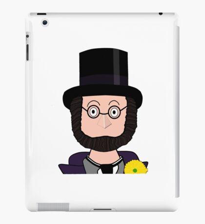 Doctor Mopp iPad Case/Skin