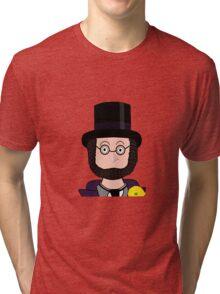 Doctor Mopp Tri-blend T-Shirt