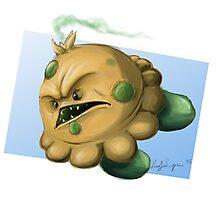 Shroomish - Pokemon Photographic Print