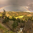 Yellowstone Rainbow by steini