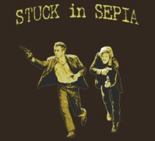 Stuck in Sepia by Christopher Dunn