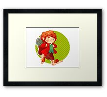 Bilbo 1 Framed Print