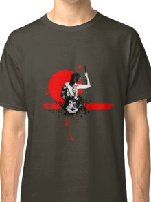 Trash Polka - Female Samurai Classic T-Shirt