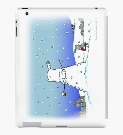 Snow Globes iPad Case/Skin