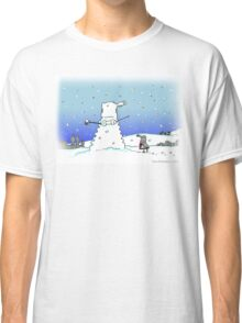 Snow Globes Classic T-Shirt