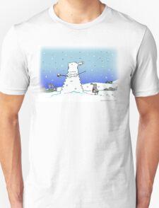 Snow Globes Unisex T-Shirt
