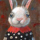 White Rabbit Girl by jimbliss