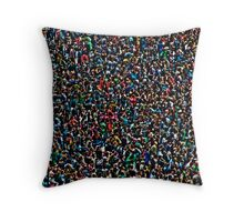 All of my people - Sound Relief Throw Pillow