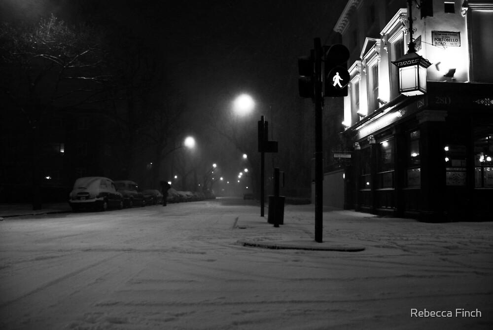 Portobello Road by Rebecca Finch