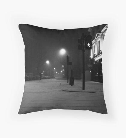 Portobello Road Throw Pillow
