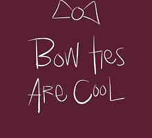 Doctor Who - Bow Ties Are Cool 2 Unisex T-Shirt