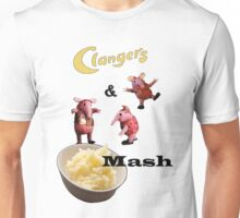 Clangers and Mash Unisex T-Shirt