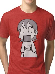 Nichijou Ehh? Tri-blend T-Shirt