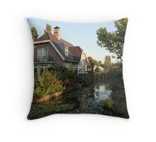 Alphen House Throw Pillow