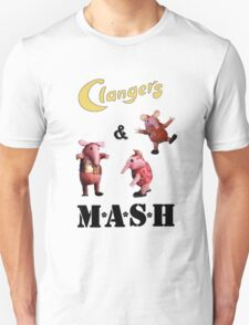 Clangers and M A S H T-Shirt