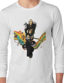 Brian Eno Roxy Music T-Shirt Long Sleeve T-Shirt