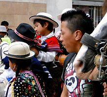 Cuenca Kids 613 by Al Bourassa