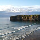 Ballybunion beach by lukshot