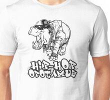 Hip Hop Opotamus Unisex T-Shirt