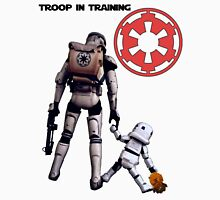 Troop in training  Unisex T-Shirt