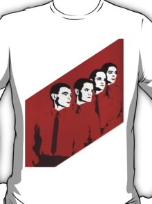 Kraftwerk Man Machine T-Shirt T-Shirt