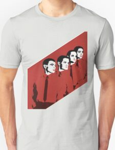 Kraftwerk Man Machine T-Shirt Unisex T-Shirt