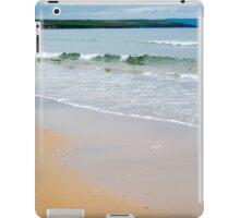 ballybunion beach near the cashen iPad Case/Skin