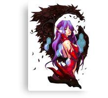 Morgana fan art Canvas Print
