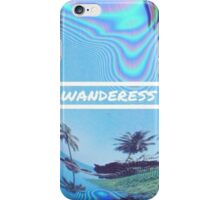 Halsey Hurricane Wanderess Lyrics Phone Case iPhone Case/Skin