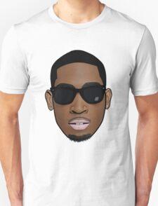 Tinie Tempah - Cartoon Unisex T-Shirt